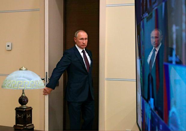 Skarb Putina uodparnia Rosję na kary Zachodu