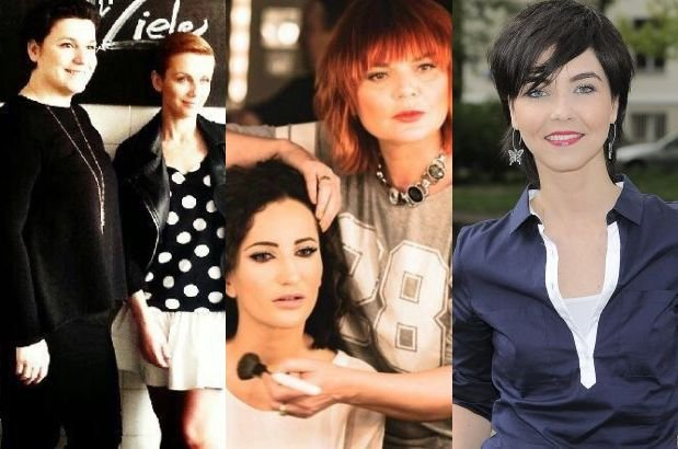 Jola Czaja i Katarzyna Zielińska, Justyna Steczkowska i Ewa Gil, Paulina Drażba