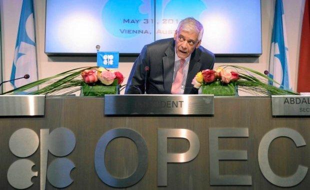 """OPEC: produkcja ropy w 2015 r. nie zmieni się wiele. """"Nie trzeba się martwić o ceny surowca"""""""