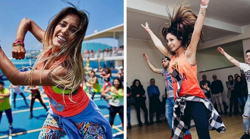 Zumba to połączenie fitnessu i tańca.