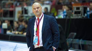 Ergo Arena. Polska - Włochy 94:78 w meczu eliminacji do mistrzostw świata. Selekcjoner Mike Taylor