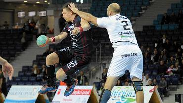 Łukasz Gierak zagra dzisiaj po raz ostatni w barwach Pogoni Handball Szczecin