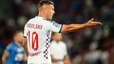 Lukas Podolski zakażony! Alarm w Górniku Zabrze, ale jeszcze większy w Niemczech