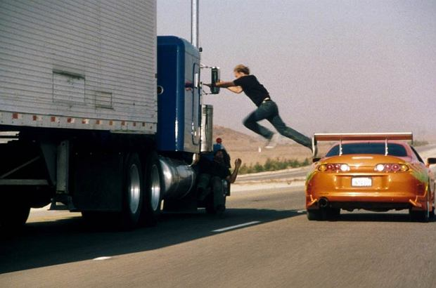 Szybcy i wściekli (2001)