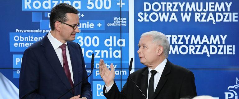 Premier Mateusz Morawiecki zapowiedzia� 500+ dla niepe�nosprawnych
