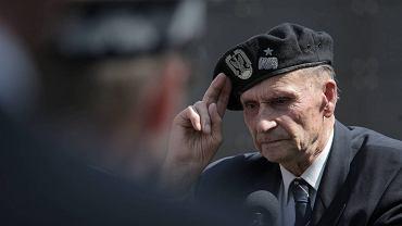 Uroczystości związane z rocznicą wybuchu powstania w Muzeum Powstania Warszawskiego. Generał Ścibor-Rylski