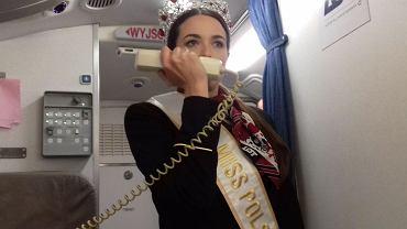 Olga Buława - Miss Polski 2018, stewardessa LOT-u