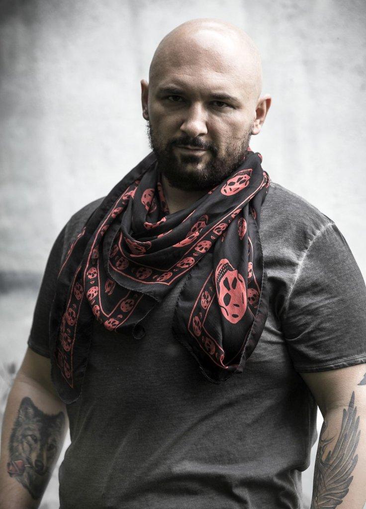 Patryk Vega (fot. Andrzej Bołdaniuk / materiały prasowe Wydawnictwa Otwartego)
