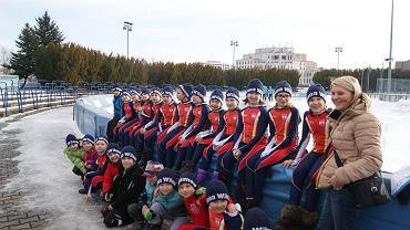 Obecnie Korona Wilanów liczy 43 młodych zawodników