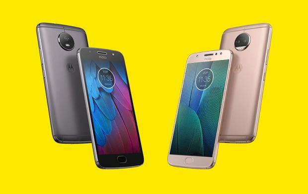 Motorola Moto G5S i G5S Plus