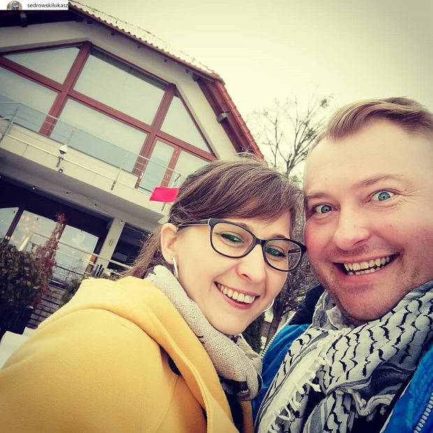 Agata i Łukasz z 'Rolnik szuka żony'