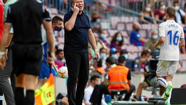 Ronald Koeman skreślił trzech piłkarzy w Barcelonie! Zero szans na grę