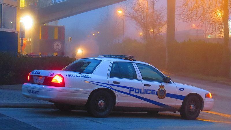 Kanadyjska policja / zdjęcie ilustracyjne