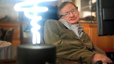 Gdyby Stephen Hawking był niepełnosprawny od dziecka, pewnie nie odkrylibyśmy jego geniuszu