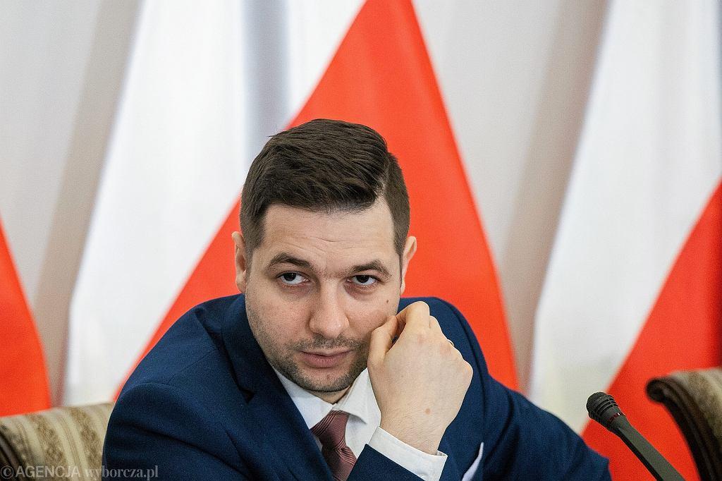 Patryk Jaki - kandydat PiS w wyborach samorządowych 2018 na urząd prezydenta Warszawy