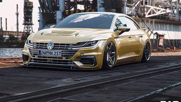 Wizualizacje Volkswagena Arteona R