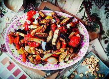 Pieczone warzywa z harissą - ugotuj