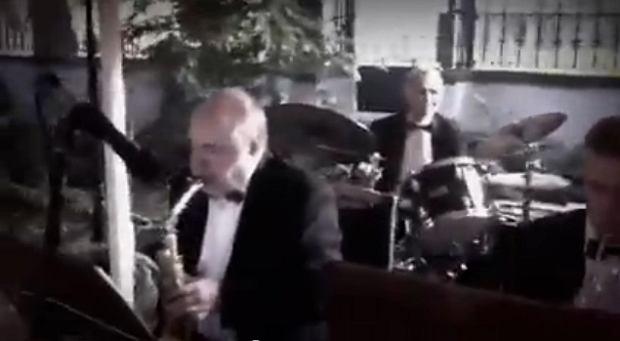 Występ zespołu Retro Band