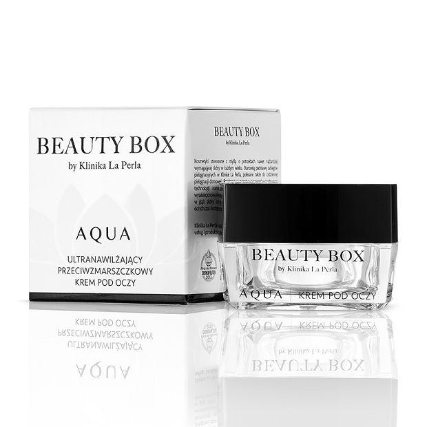 AQUA, Krem pod oczy, Beauty Box by Klinika La Perla