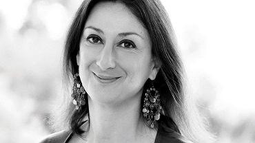 Daphne Caruana Galizia, zamordowana maltańska dziennikarka śledcza