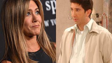 Jennifer Aniston i David Schwimmer