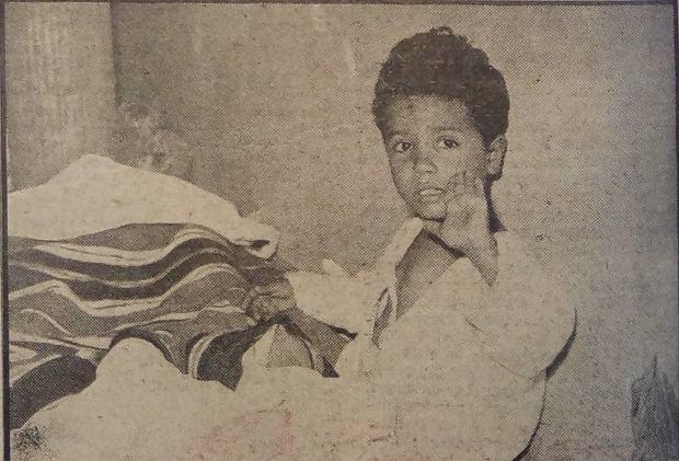 Ofiara bombardowania Sakiet Sidi Youssef z 8 lutego 1952 r.