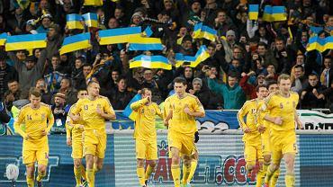 Ukraina - Francja 2:0 w barażu o MŚ w Brazylii