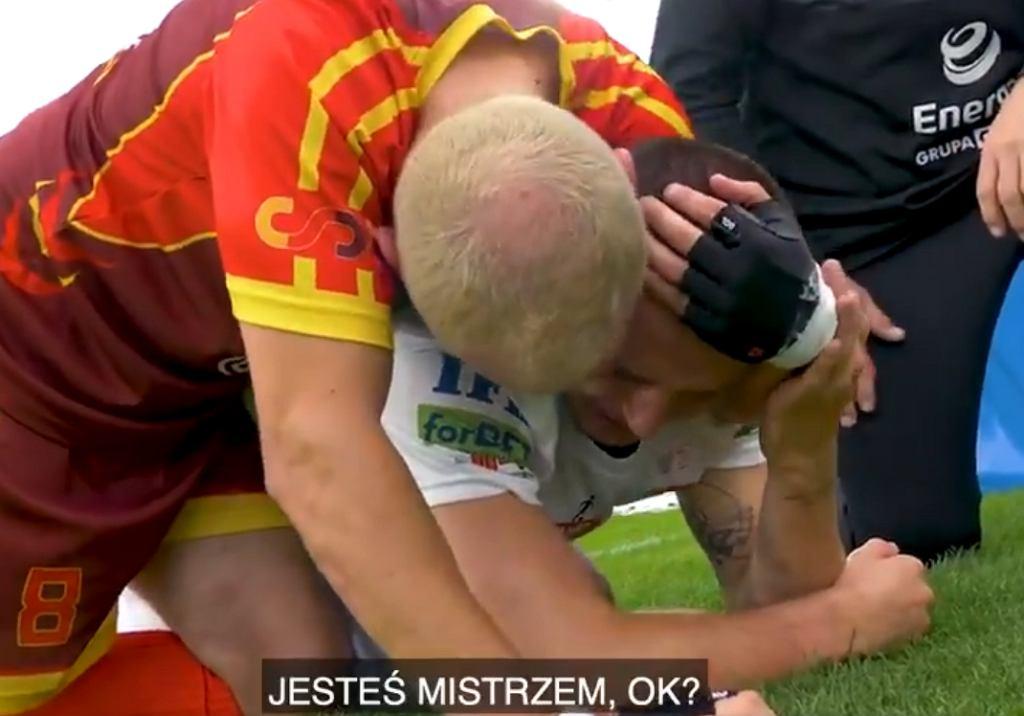 Reprezentacja Polski przegrała 1:2 z Hiszpanią w półfinale ME w amp futbolu