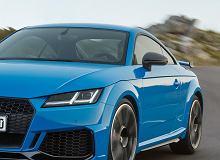 Nowe Audi TT RS - czas na lekkie poprawki