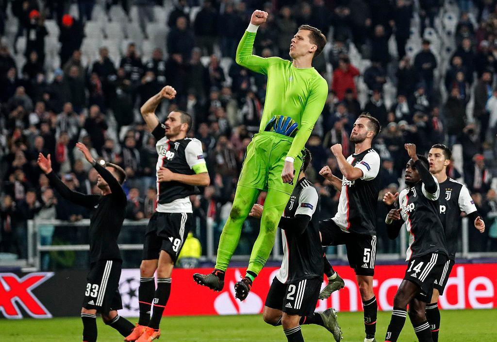 Przed rokiem Wojciech Szczęsny świętował zwycięstwo nad Atletico Madryt w 1/8 finału Ligi Mistrzów. Ale w następnej rundzie Juventus odpadł z Ajaxem