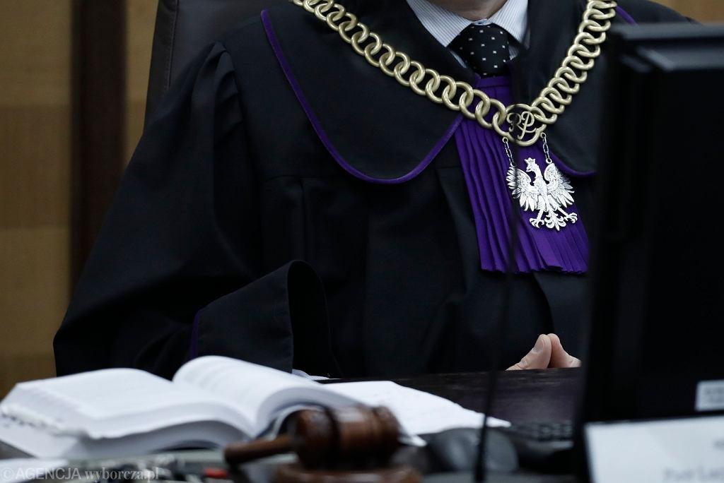 Sąd, zdj. ilustracyjne