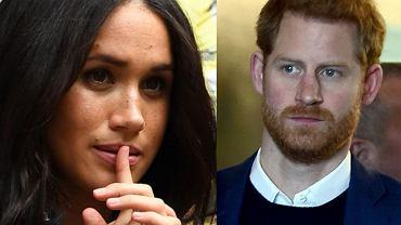 Meghan Markle i książę Harry przechodzą kryzys? Jeszcze nigdy nie było tak źle. Syn Diany zarzuca żonie jedną rzecz