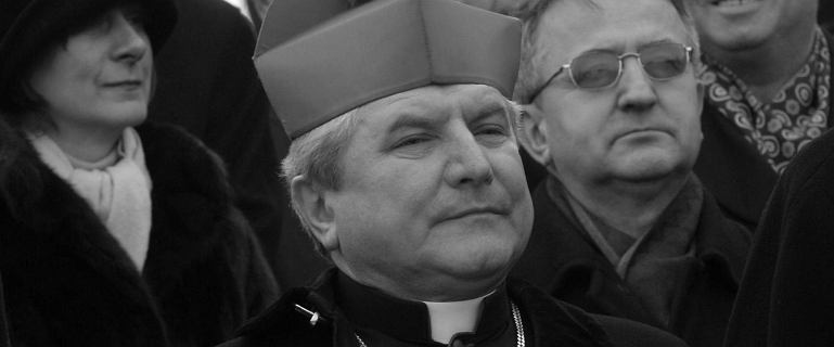 Biskup Edward Janiak nie żyje. Miał tuszować pedofilię podwładnych