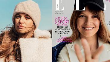 Anna Lewandowska skrytykowana za okładkę Elle. 'O sile kobiet nie świadczy szczupłe ciało ani uśmiech'