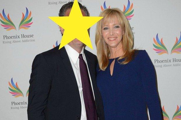 Matthew Perry i Lisa Kudrow