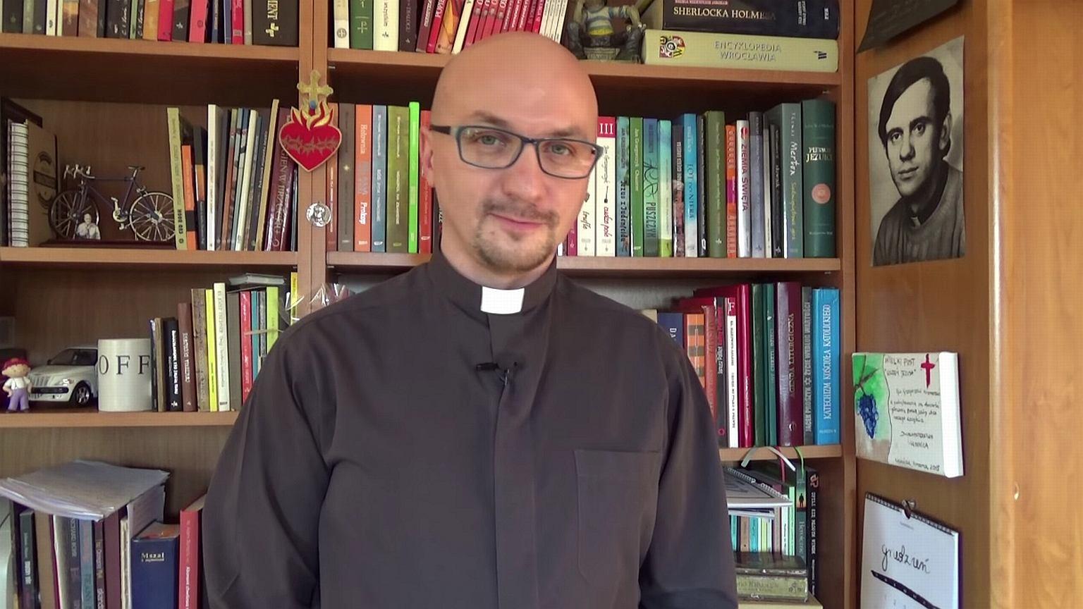 ojciec Grzegorz Kramer