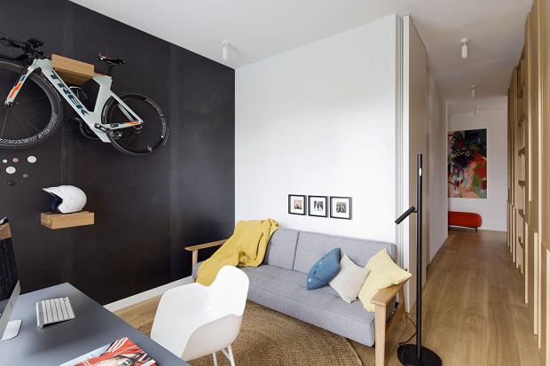 Metamorfoza mieszkania dla polsko-hiszpańskiej pary