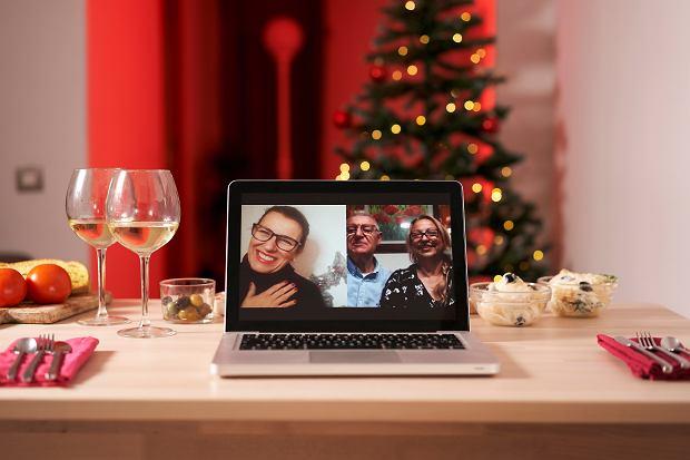 Wigilia online pomysły jak spędzić święta Bożego Narodzenia w 2020 roku