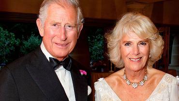 Książę Karol i Camilla mają imponującą choinkę