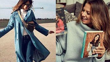 niebieskie ubrania / mat. partnera / www.instagram.com/annalewandowskahpba