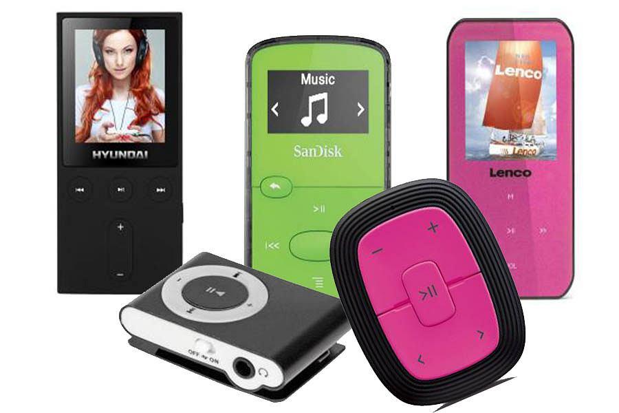 Inne odtwarzacze MP3