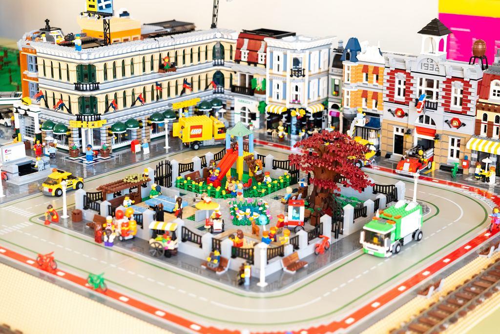 Klocki Lego City.