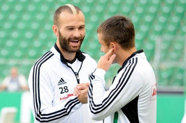 Miroslav Radović i Danijel Ljuboja