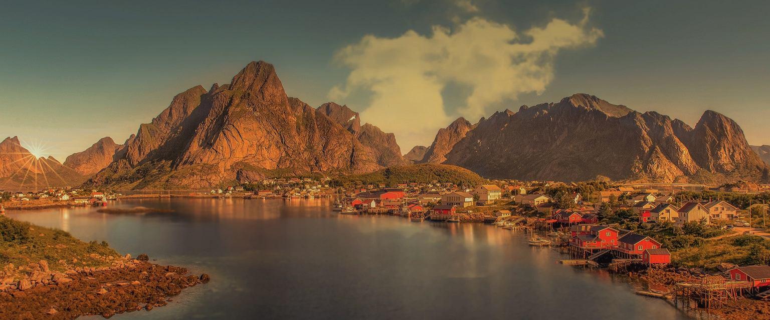 Lofoty - jedne z najpiękniejszych wysp świata. Mają wszystko, czego potrzebujesz podczas urlopu
