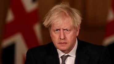 Boris Johnson sceptycznie i porozumieniu z UE