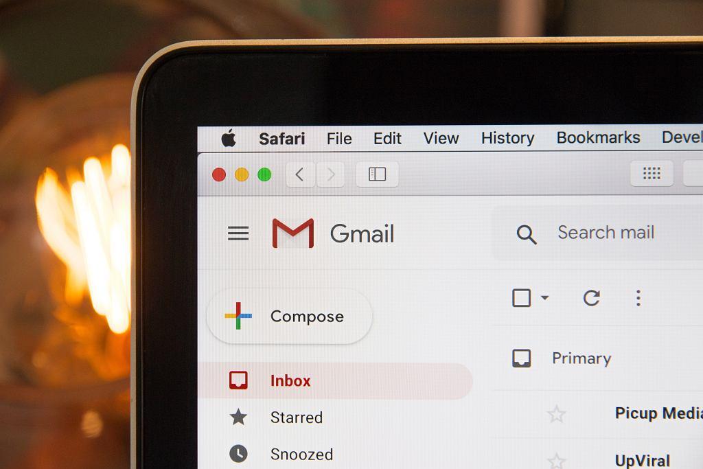 Gmail (zdjęcie ilustracyjne)