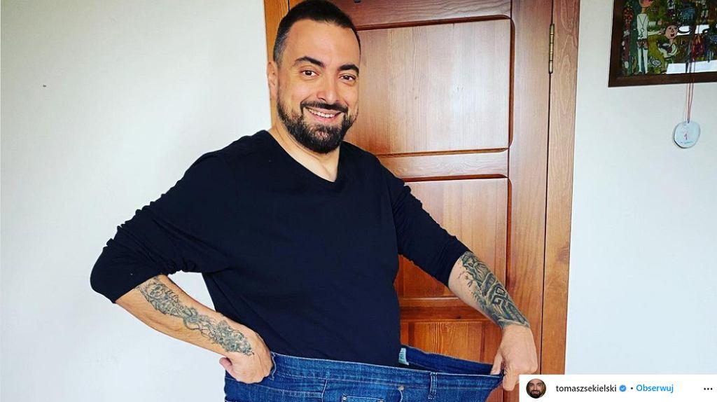 Tomasz Sekielski nowa fryzura. Dziennikarz pochwalił się kolejną metamorfozą. Jest nie do poznania! (zdjęcie ilustracyjne)