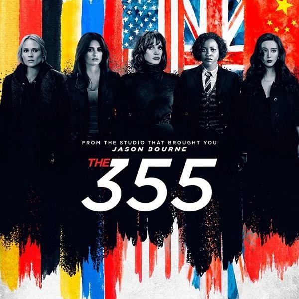 The 355 - nowy thriller szpiegowski