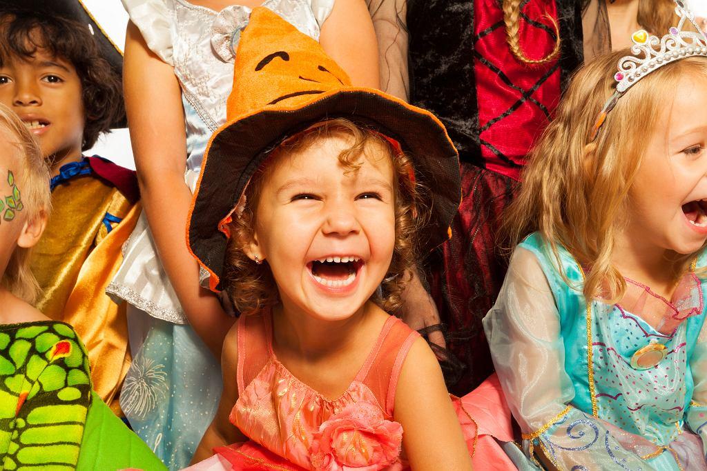 Zabawy karnawałowe dla dzieci to wielka frajda
