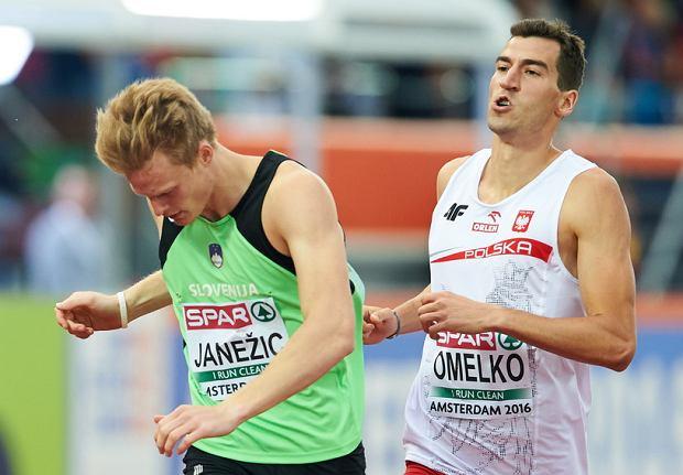 KOLEJNY MEDAL! Polska sztafeta mężczyzn 4x400 m na drugim miejscu